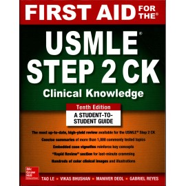 Tao  First aid for the USMLE  Step 1 2019